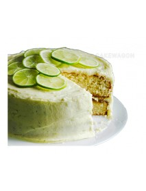 Mint Lime Cake