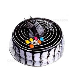 Choco vanila Cake